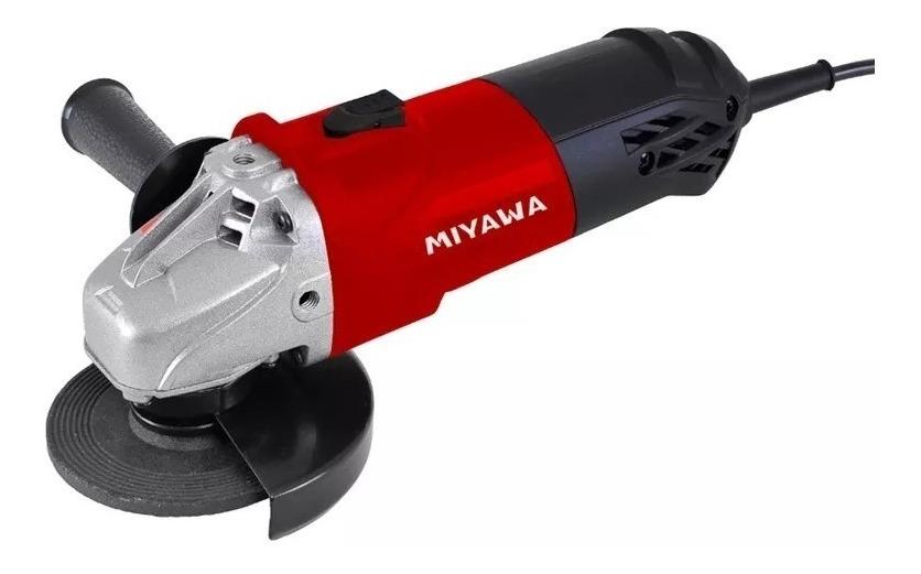 Amoladora Angular Eléctrica 4 1/2 600 Watts Miyawa
