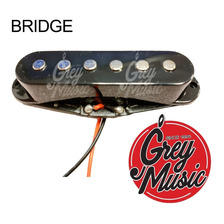 Microfono Cool Parts Simple Cps102 Bridge P/ Guitarra Strato