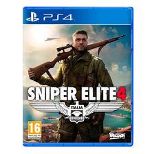 Sniper Elite 4 Ps4 Fisico Sellado Nuevo Original