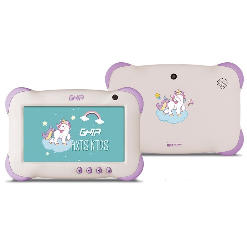 Tablet Ghia Axis Kids Gtkids7v Android 7 8Gb Violeta