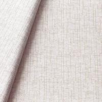 Tecido jacquard para sofá falso liso - bege/branco - Impermeável - Coleção Panamá