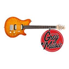 Guitarra Electrica Sterling By Musicman Ax30 Di Marzio Zebra
