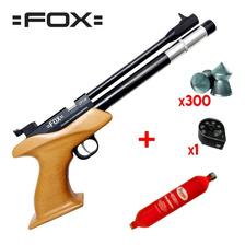 Pistola Co2 Fox Aire Comprimido + Cargador + Drago + Balines