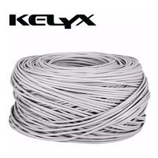 Cable De Red Utp Kelyx Cat 5e Bobina 305m Ethernet Interior