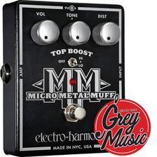 Pedal Electro Harmonix 140275 Micro Metal Muff