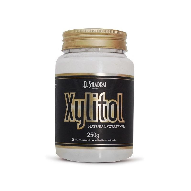 Xylitol (Adocante Natural) 250g - El Shaddai Gourmet