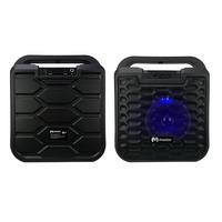 Bocina portátil alta resistencia, bluetooth, lector SD y USB