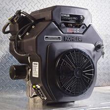 Motor Horizontal Kohler 19hp Ch620 C/arraq. Electrico Usa
