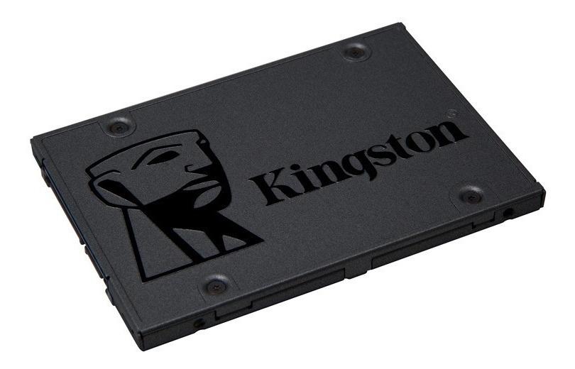 Disco Ssd Kingston A400 480gb Estado Solido Notebook / Pc
