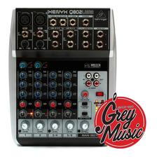 Consola Behringer Xenyx 802usb Mixer 2 Mono + 4 Stereo Usb