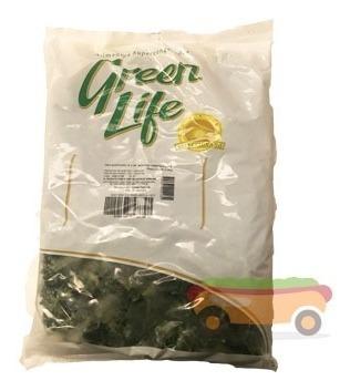 Espinaca Green Life De 2500 Gramos.