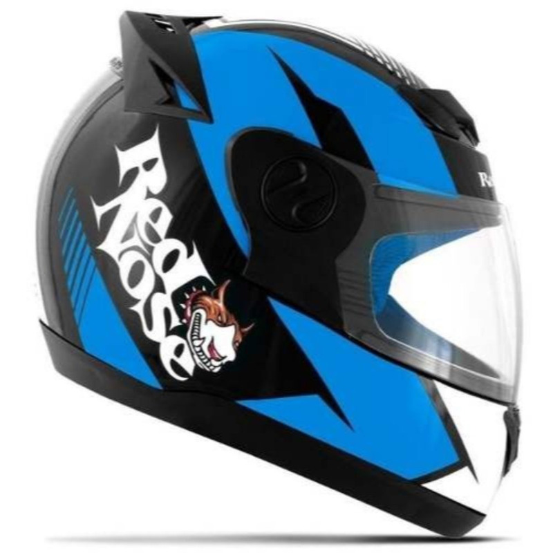 Capacete Pro Tork Evolution G6 Red Nose Azul Fosco