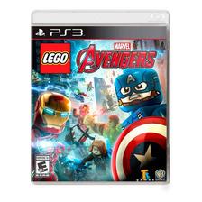 Lego Marvel Avengers Vengadores Ps3 Fisico Sellado Original