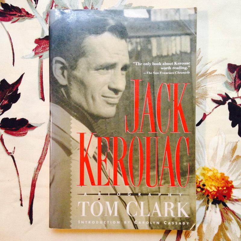 Tom Clark.  JACK KEROUAC: A BIOGRAPHY.
