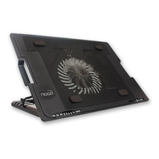 Base De Notebook 1 Cooler Noganet 13 A 17 Pulgadas Ng-z894
