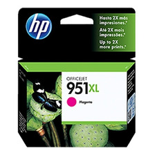Cartucho Hp Original 951xl Magenta Cn047al