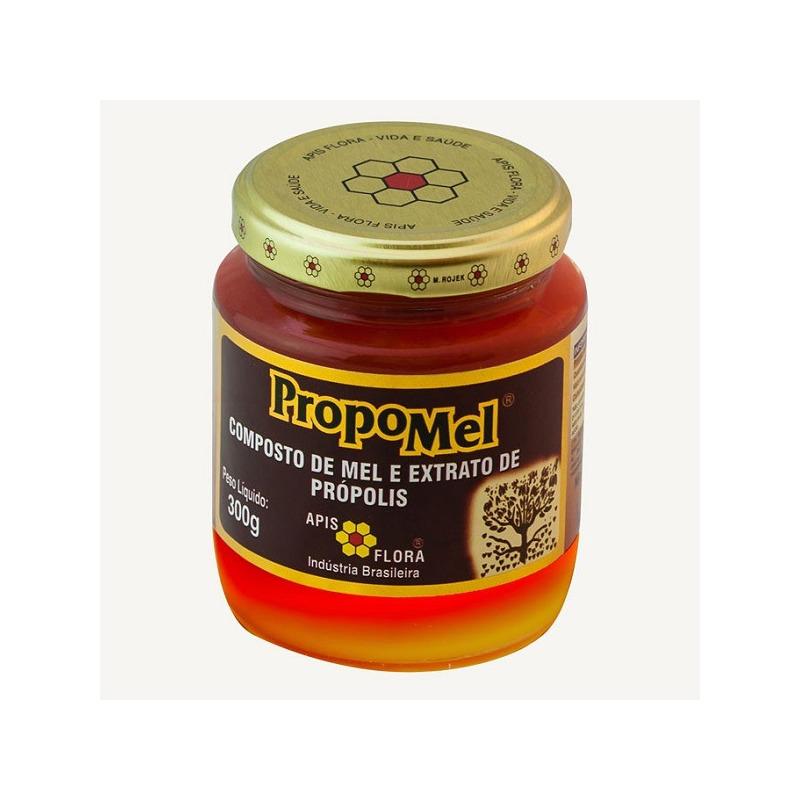 PropoMel Composto de Mel e Propolis - 300g Apis Flora
