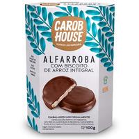 Alfarroba com Biscoito de Arroz Integral Cx. 100g CarobHouse