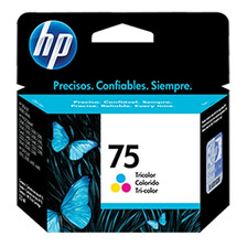 Cartucho Hp 75 Color Original Cb337wl