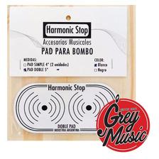 Harmonic Stop Falam Doble Para Bombo Pad X2 - Grey Music