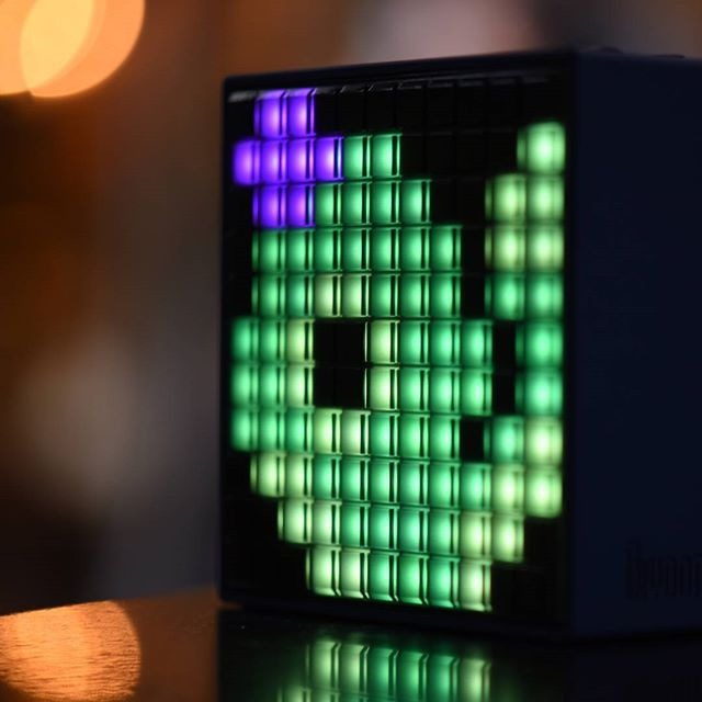 Parlante Bluetooth Timebox Divoom Liquidacion Total Oferta