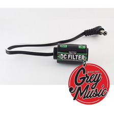 Maza Fx Dc Filter Filtro De Ruidos Para Pedales De Efectos