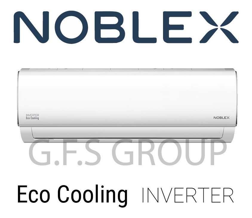 Aire Acondicionado Split Noblex Inverter 5200w F/c - 4500 Fr