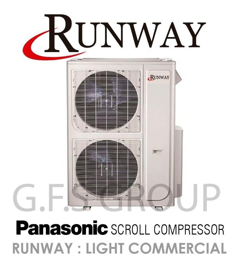 Aire Acondicionado Piso Techo Runway 18000  F/c (6hp)