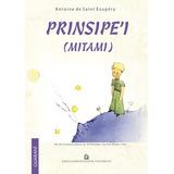 """Principe'i """"El Principito en guarani"""". Saint Exupery"""