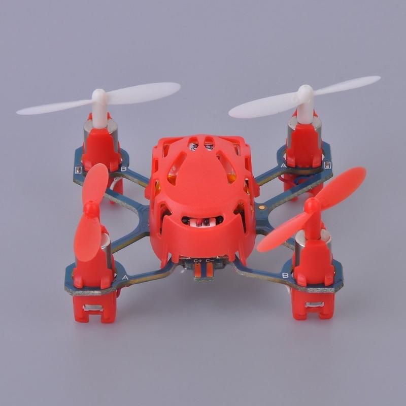 HUBSAN H111 Mini Q4 - VERMELHO