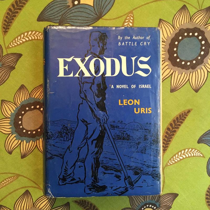 Leon Uris. EXODUS.