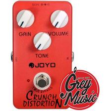 Efecto Pedal De Guitarra Joyo Jf-03  Crunch Distortion