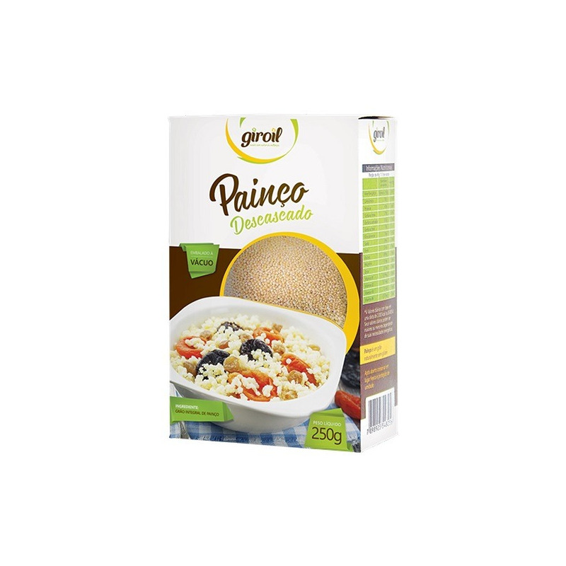 Painco Descascado - 250g - Giroil