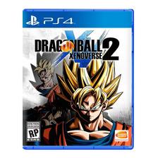 Dragon Ball Xenoverse 2 Ps4 Fisico Sellado Nuevo Original