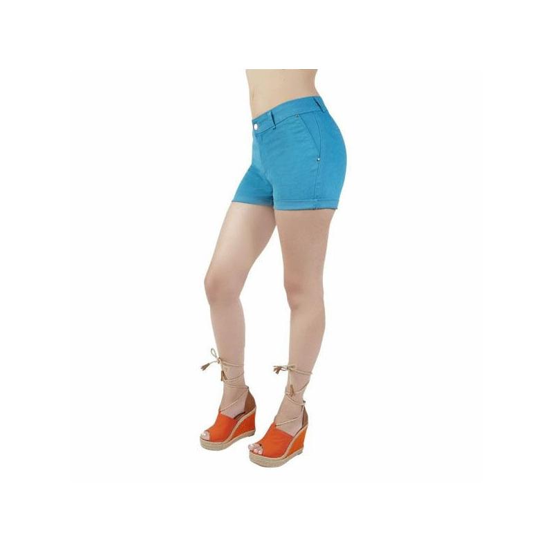 Short azul  015375