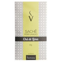 Sache Perfumado - Aroma Chá de Lima - 10g - Via Aroma