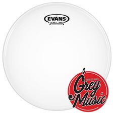 Parche Evans Usa B13g12 G Plus Coated 13  - Grey Music -