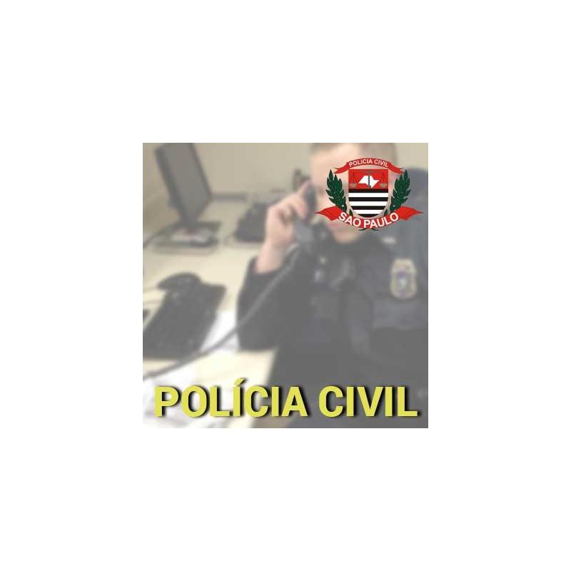 Curso AGETEL Polícia Civil SP Criminologia