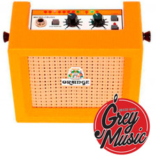 Microamp Orange Crush Cr 3 Amplificador De Guitarra