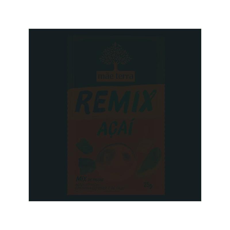 REMIX Acai (Acai+Cupuacu+Castanha do Para+Caju)25g Mae Terra