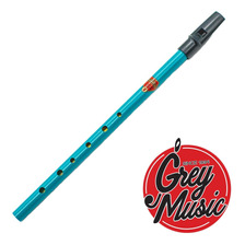 Flauta D Re Thin Whistle Generation Adw/bt Aurora Azul