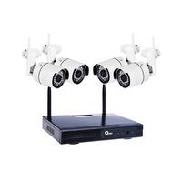 Equipo de Videovigilancia IP Inalámbrico QKC4N41701