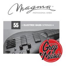 Cuerdas Magma Bs055n De Bajo Elec Nickel P/steel Cal/.055