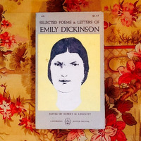 Emily Dickinson.  SELECTED POEMS & LETTERS.