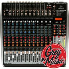 Consola Mixer Behringer Xenyx Qx2442usb 10 Xlr Sonido Fx