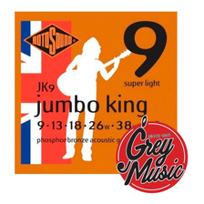 Encordado Rotosound Jk9 Jumbo King Phosphor Bronze 09-048
