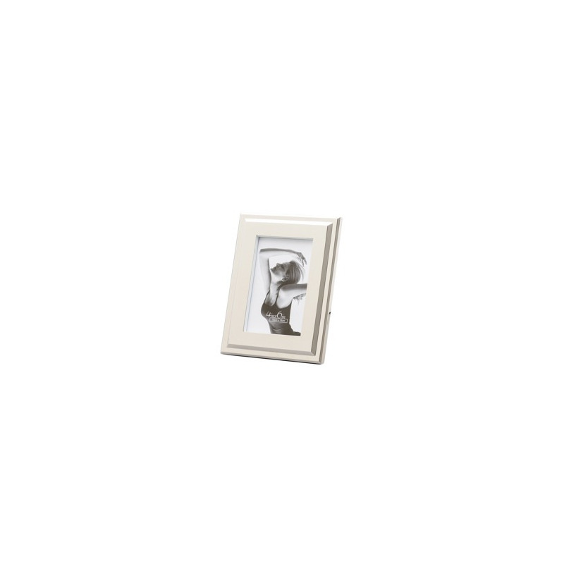 Porta Retrato de Aco Niquelado Wise 10X15Cm