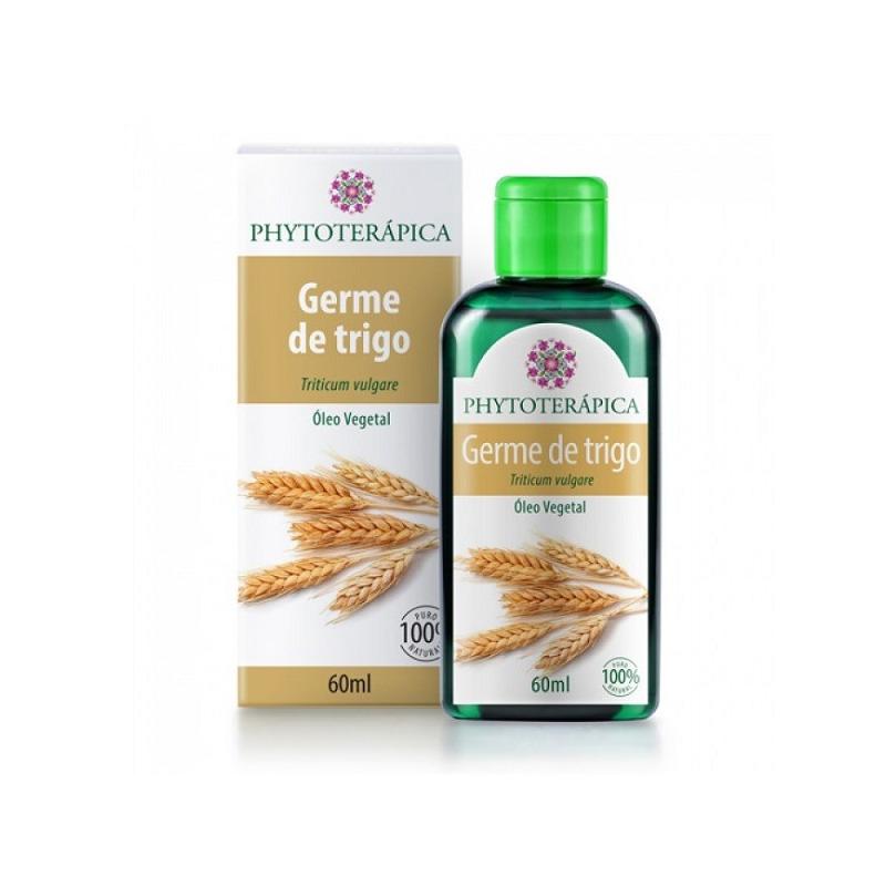 Oleo Vegetal de Germe de Trigo - 60ml Phytoterapica