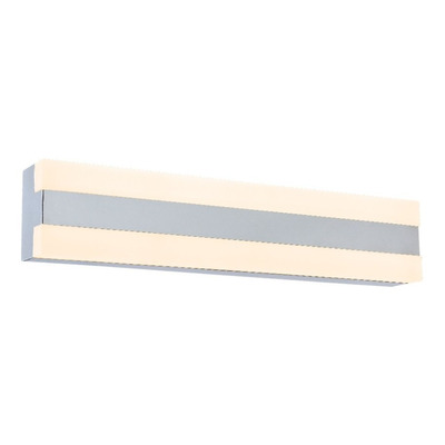 Aplique Pared Led Baño Living Dormitorio Interior 18w Mks
