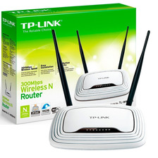 Router Wi-fi Tp-link Wr841n 300mbps - Tp Link 841n Powerzon
